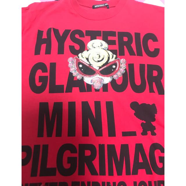 HYSTERIC MINI(ヒステリックミニ)の専用❤️くーぽんまち🥺 キッズ/ベビー/マタニティのキッズ服男の子用(90cm~)(Tシャツ/カットソー)の商品写真