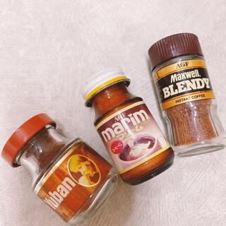 エイージーエフ(AGF)のAGF ミニミニ コーヒー小瓶セット(コーヒー)