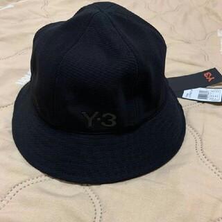 新作☆大人気☆【新品】バケットハット y-3(ハット)