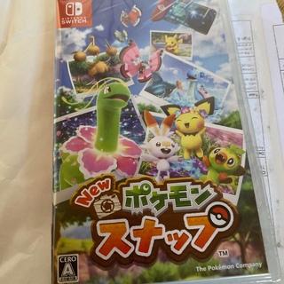 ニンテンドースイッチ(Nintendo Switch)のポケモン スナップ Switch ソフト(家庭用ゲームソフト)