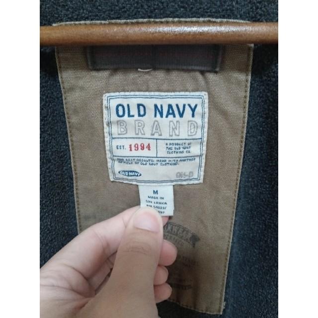 Old Navy(オールドネイビー)の唯一出品 OLD NAVY オールドネイビー ハンティングJKT ダックJKT メンズのジャケット/アウター(ミリタリージャケット)の商品写真