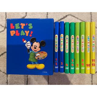 Disney - DWE ディズニー英語システム レッツプレイ