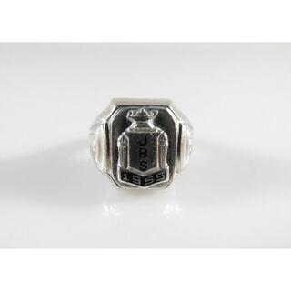 ダブルアールエル(RRL)の*超希少!ビンテージシルバースクールリングRRL 1955's 8.5号 USA(リング(指輪))