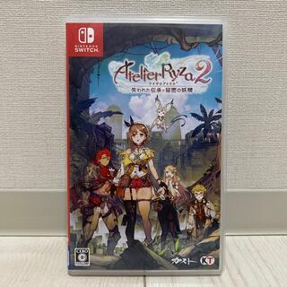 ニンテンドースイッチ(Nintendo Switch)のライザのアトリエ2 ~失われた伝承と秘密の妖精~ Switch(家庭用ゲームソフト)