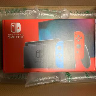 ニンテンドースイッチ(Nintendo Switch)のNintendo Switch 本体 新品未使用(家庭用ゲーム機本体)