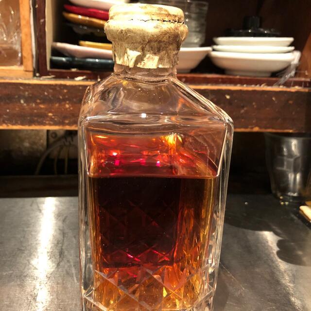 サントリー(サントリー)のサントリーインペリアル未開封 液面低下 食品/飲料/酒の酒(ウイスキー)の商品写真