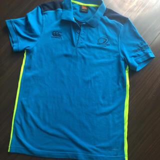 カンタベリー(CANTERBURY)のラグビー英国レスターポロシャツ サイズL レア(ラグビー)