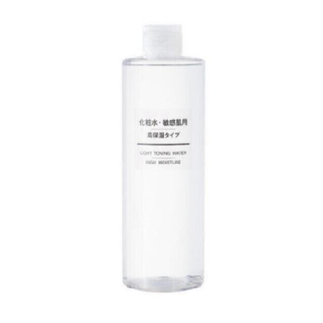 MUJI (無印良品)(ムジルシリョウヒン)の無印良品 化粧水・敏感肌用・高保湿タイプ(大容量) 400ml コスメ/美容のスキンケア/基礎化粧品(化粧水/ローション)の商品写真