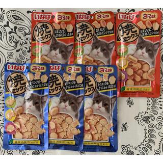 イナバペットフード(いなばペットフード)の♡いなば焼ミックス 猫のおやつ♡2種6つ(ペットフード)