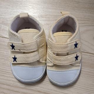 ニシマツヤ(西松屋)のベビー 靴 ファーストシューズ 11cm 西松屋 (スニーカー)