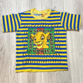 Disney - ヴィンテージ ライオンキング Tシャツ