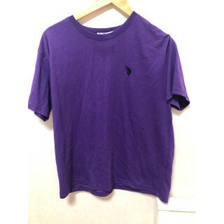 ウィゴー(WEGO)のWEGO Tシャツ 紫(シャツ/ブラウス(半袖/袖なし))