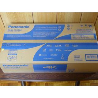 Panasonic ブルーレイ ディスクレコーダー DMR-2CX200