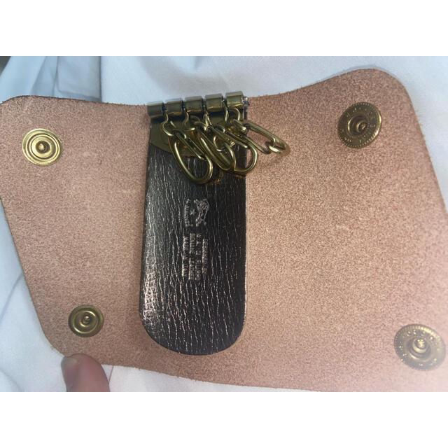 IL BISONTE(イルビゾンテ)のカワウソ様専用 レディースのファッション小物(キーケース)の商品写真