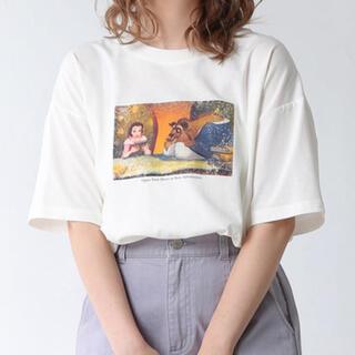 ハニーズ(HONEYS)のハニーズ 美女と野獣(Tシャツ(半袖/袖なし))