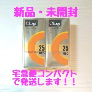 Obagi - 2点【新品・未開封】Obagi オバジc25セラム 12ml