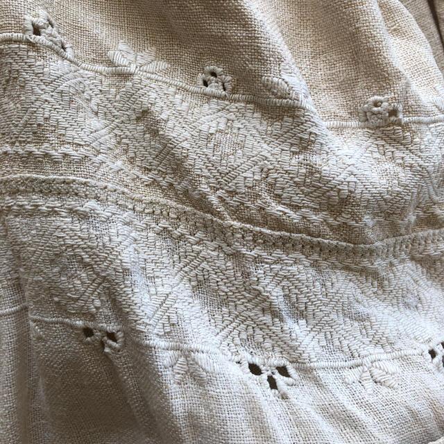Lochie(ロキエ)のウクライナ刺繍 ワンピース レディースのワンピース(ロングワンピース/マキシワンピース)の商品写真