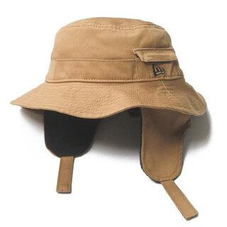 ニューエラー(NEW ERA)のNEW ERA アドベンチャーハット ドッグイヤー 帽子 メンズ(ハット)