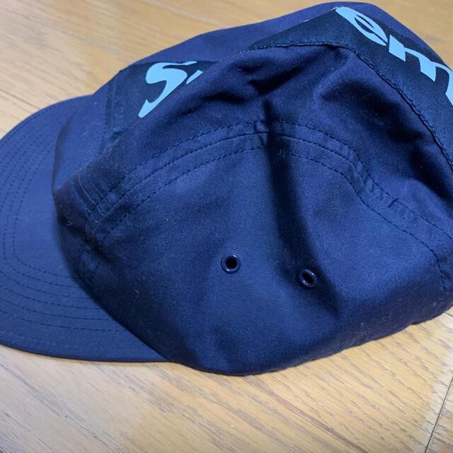 Supreme(シュプリーム)のSupreme シュプリーム トップ ストライプ キャンプ キャップ メンズの帽子(キャップ)の商品写真