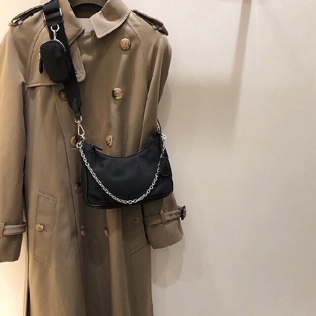 チェーン ショルダー バッグ レディースのバッグ(ショルダーバッグ)の商品写真