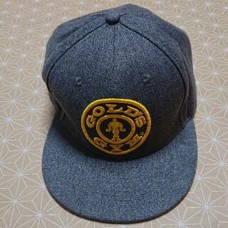 GOLD'S GYM CAP ゴールドジム キャップ