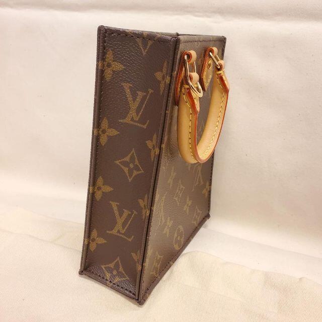 LOUIS VUITTON(ルイヴィトン)のルイヴィトン モノグラム プティット・サックプラ レディースのバッグ(ショルダーバッグ)の商品写真