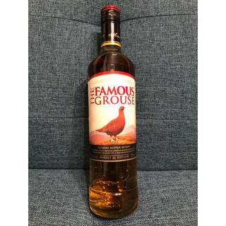 THE FAMOUS GROUSE  700ml 新品未開封‼️