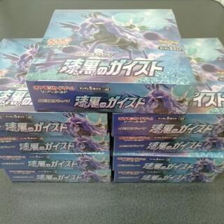 ポケモン(ポケモン)の漆黒のガイスト   6box(Box/デッキ/パック)