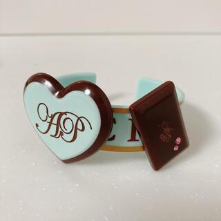 アンジェリックプリティー(Angelic Pretty)のAngelic Pretty チョコレート バングル jsk リング ソックス(ブレスレット/バングル)