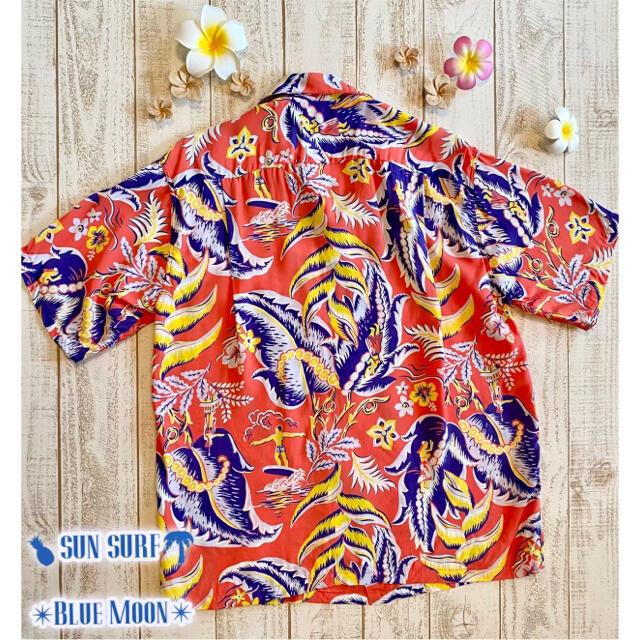 Sun Surf(サンサーフ)の✴︎SUN SURF 🌴アロハシャツ★東洋エンタープライズ極美品 sold メンズのトップス(シャツ)の商品写真