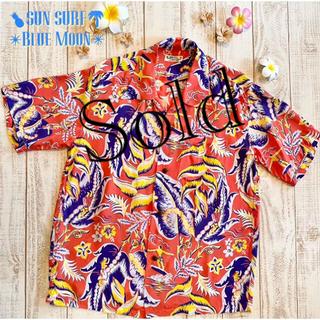 Sun Surf - ✴︎SUN SURF 🌴アロハシャツ★東洋エンタープライズ🌺極美品