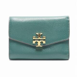 Tory Burch - 新品未使用 トリーバーチ 三つ折り財布 グリーン