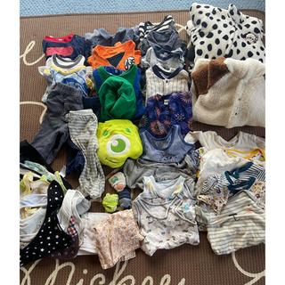 ベビーギャップ(babyGAP)の子供服 70 まとめ売り セット 大量 ロンパース 甚平 baby GAP(その他)
