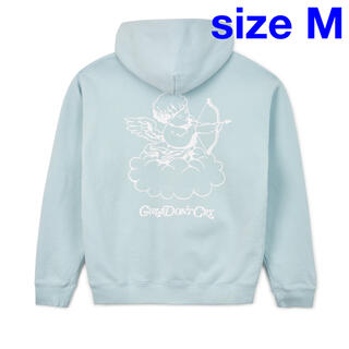Supreme - Girls Don't Cry Angel Hoodie