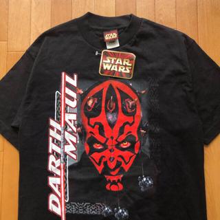 ディズニー(Disney)の90s STAR WARS Vintage デッドストック Tシャツ(Tシャツ/カットソー(半袖/袖なし))