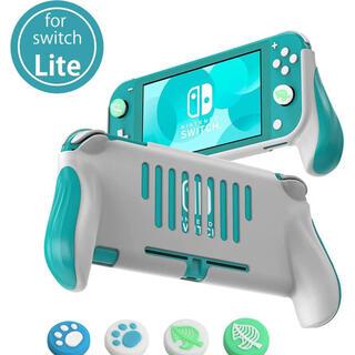 Switch Lite ハンドルグリップ カバー(その他)