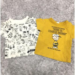 ブリーズ(BREEZE)のスヌーピーTシャツセット(Tシャツ)