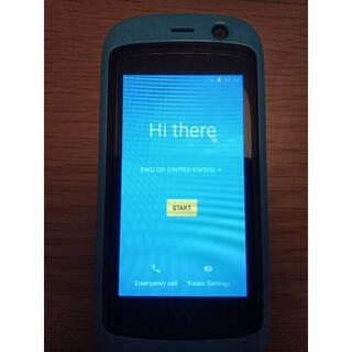 Unihertz Jelly Pro スカイブルー SIMフリー 4G