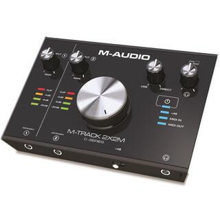 オーディオテクニカ(audio-technica)のm-audio(オーディオインターフェイス)
