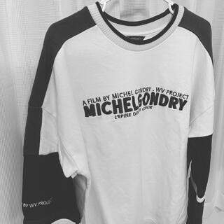 ボウダンショウネンダン(防弾少年団(BTS))のwv project トレーナー 韓国 韓国ブランド 韓国ファッション(Tシャツ/カットソー(七分/長袖))