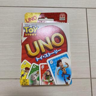 トイストーリー(トイ・ストーリー)のUNO トイストーリー ウノ カード ゲーム(トランプ/UNO)