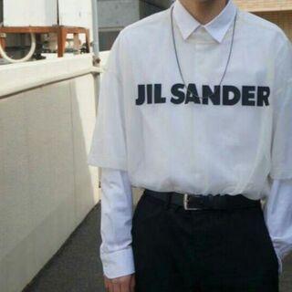 JILSANDER ロゴTシャツ ジルサンダー Tシャツ