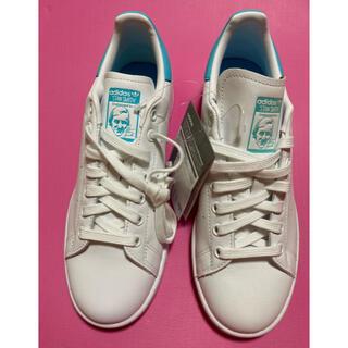 アディダス(adidas)のadidas アディダス スタンスミス 24.5 25 ブルー ホワイト 25(スニーカー)