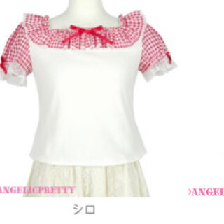 Angelic Pretty - Angelic  Pretty ふんわりパフェカットソー