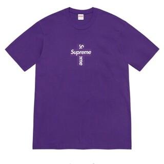 シュプリーム(Supreme)のSupreme FW20 Week 17 Cross Box(Tシャツ/カットソー(半袖/袖なし))