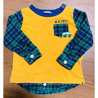 mikihouse - ミキハウス ロンT 長袖Tシャツ 90