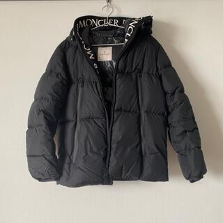 モンクレール(MONCLER)のモンクレール MONCLER ダウンジャケット ブラック メンズ 美品(ダウンジャケット)
