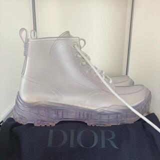 Dior - Dior ラバーブーツ