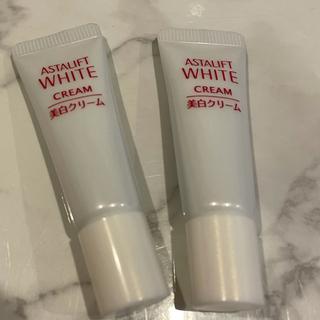ASTALIFT - 最新 アスタリフト 美白クリーム 2本 ホワイトクリーム 美白 ホワイト