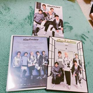 ジャニーズ(Johnny's)のKing & Prince(初回限定盤A/DVD付)(ポップス/ロック(邦楽))